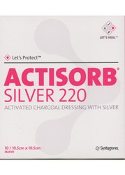 Actisorb Silver 220 Dressings
