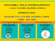 Looking for 200 hrs yoga teacher training course in India?