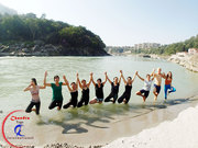 Join Certified 200hrs Yoga Teacher Training Course in Rishikesh,  India