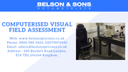 Computerised Visual Field Assessment