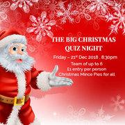 The Big Christmas Quiz Night